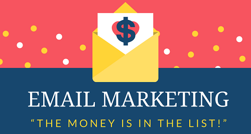email-marketing-the-money-is-in-the-list-email list